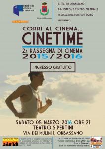 Cinetime 5 Marzo